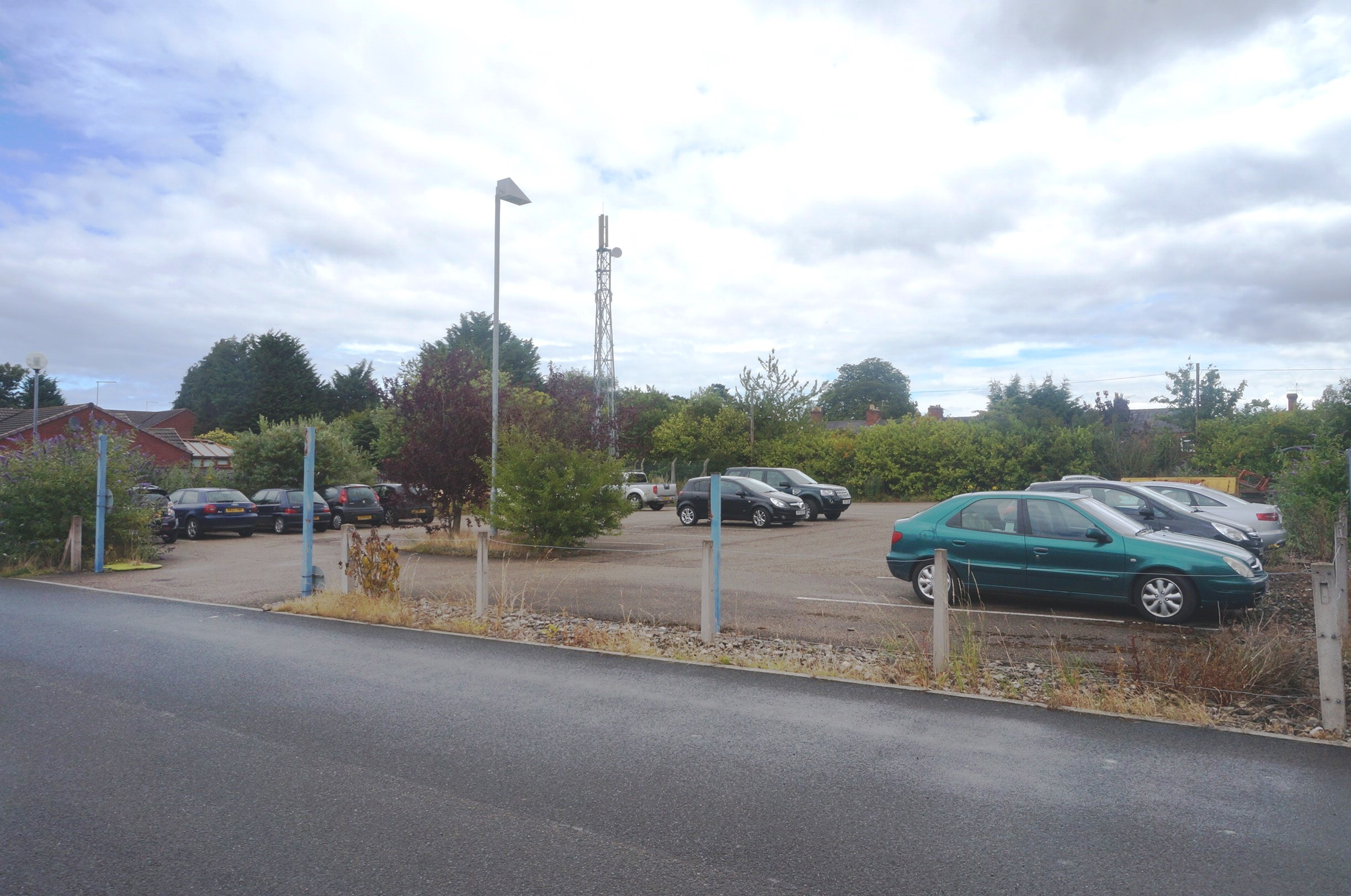 Land Car Park For Sale At Wem Business Park Cooper Green