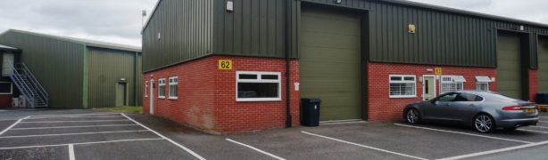 Unit 62 Atcham Business Park